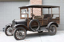Model T Express Wagon